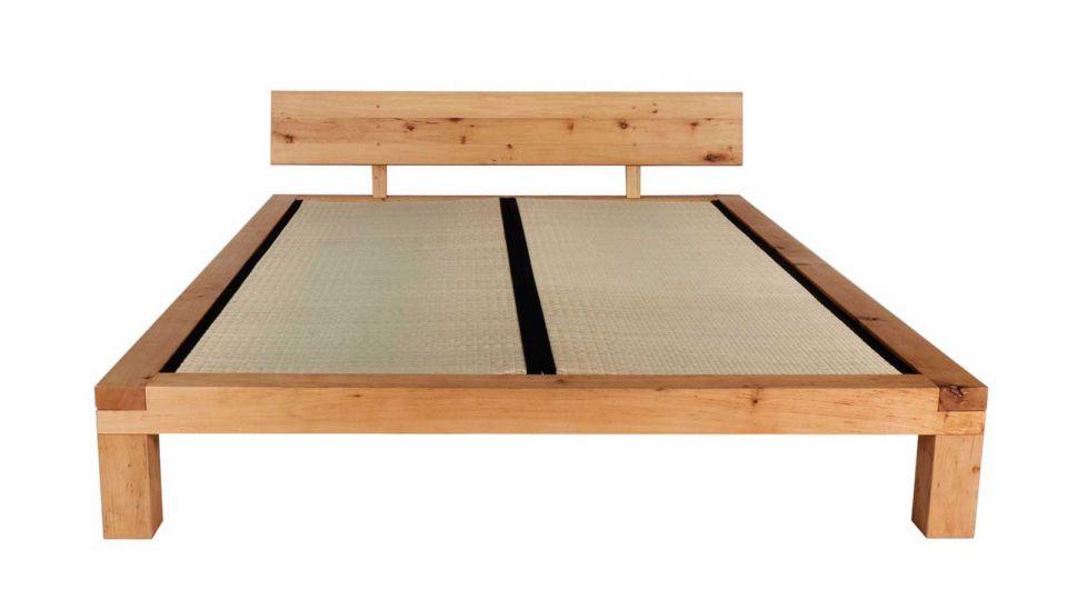 Tatami-Bett YAK – mit Kopfteilvariante 1