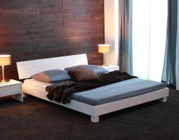 Bett Konzept 1 - Kopfteil nicht im Lieferumfang enthalten