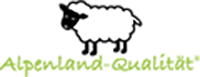 Alpenland Qualitaet Logo